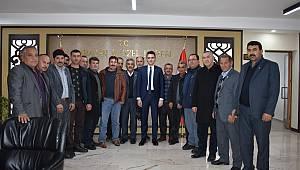 Özel İdaresi Genel Sekreter Çakır, Köy Muhtarları İle Bir Araya Geldi