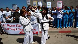 Sağlıkçılar ve Karate