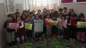 TOKİ İlkokulu Anasınıfından LÖSEV'e Destek
