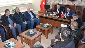 TÜDKİYEB Genel Başkanı Çelik