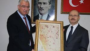 AK Parti MKYK Üyesi Ahmet Sorgun Karamanda