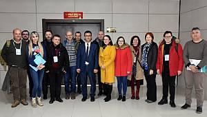Avrupalı eğitimcilere ve öğrencilere kültürel miraslarımız anlatılacak