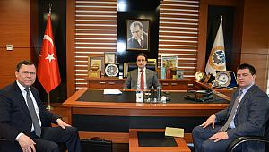 Aydar Gashigullin KTSO'yu ziyaret etti