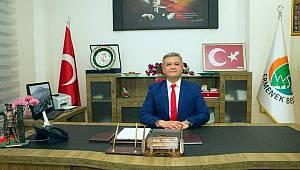 Başkan Atila Zorlu'nun Regaib Kandili Mesajı