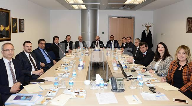 Başkan Çavaş sosyal politikalar kurulu toplantısına katıldı