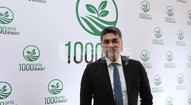 Cargill'in '1000 Çiftçi 1000 Bereket' Programı mısır tarımında verimi arttırıyor