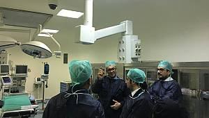 Devlet hastanesi açık kalp ameliyatı için hazır