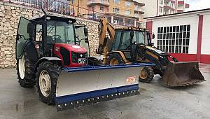 Ermenek Belediyesi araç parkını güçlendiriyor