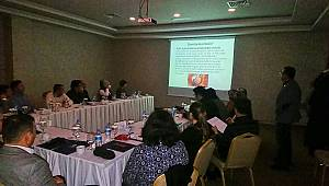 Gıda Güvenilirliği Değerlendirme Toplantısı Yapıldı