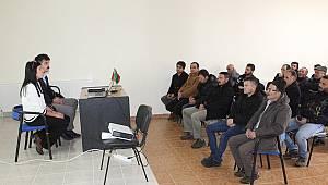 Hayvancılık Altyapısını Güçlendirme Projesi Bilgilendirme Toplantısı Yapıldı