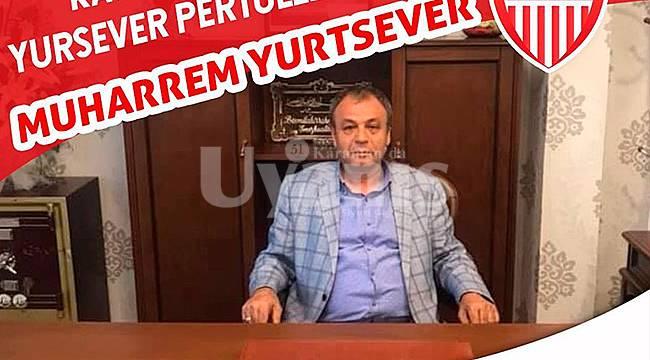Karaman Belediyespor'a sponsor oldu