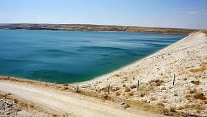 Karaman'da barajların doluluk oranı