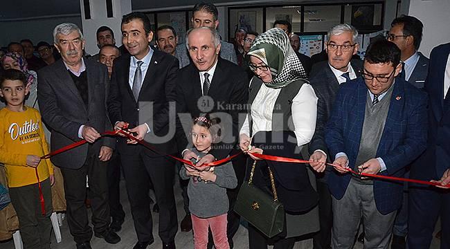 Karaman'da Çölyak Derneği açıldı