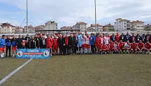 Karaman'da Futbol Şöleni düzenlendi