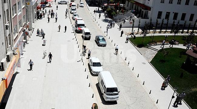 Karaman'da havalar ısınıyor