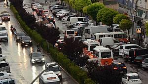 Karaman'da Her 3 Kişiden Birinde Araç Var