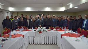 Karaman'da huzur toplantısı yapıldı