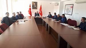 Karaman'da İl Av Komisyonu Yapıldı