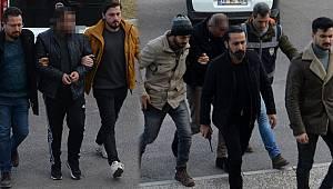 Karaman'da sahte polisler adliyeye sevk edildi