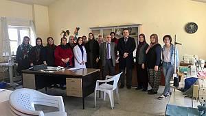 Karaman İŞKUR meslek kurslarını desteklemeye devam ediyor