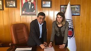 Karaman Ticaret Borsası İle MEPAŞ Arasında Protokol İmzalandı