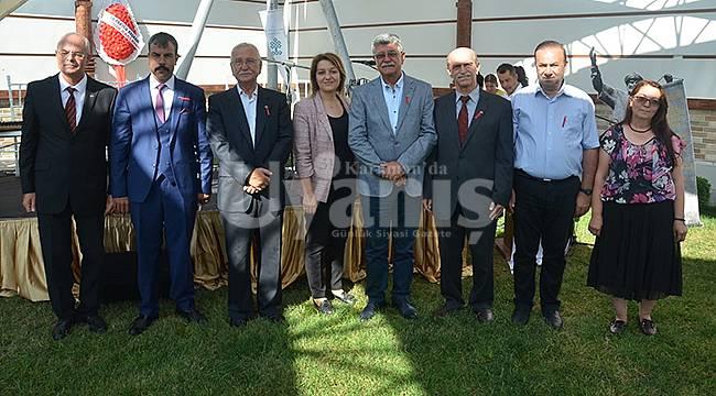 Karamanlı Şair ve Yazarlar Ankara Kitap Fuarına Katılıyor