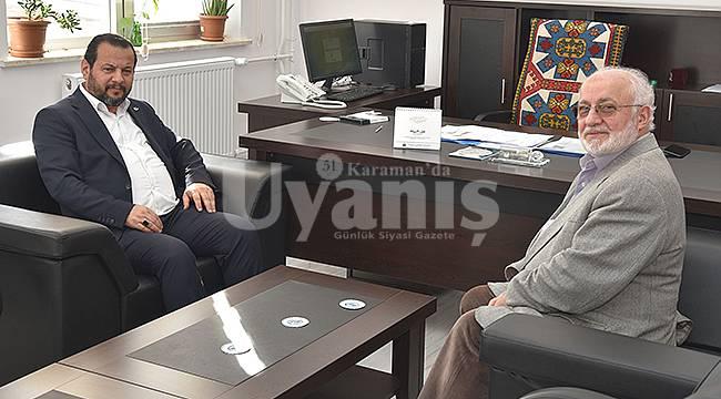 KMÜ Tıp Fakültesine Dekan Atandı