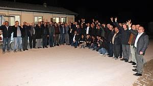 MHP Karaman Teşkilatı Köy Köy Geziyor