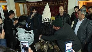 MHP Teşkilatı Dinek köyündeki Saya Şenliği'ne katıldı