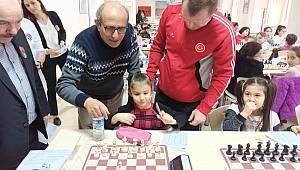 Okullararası Satranç Yarışması yapıldı