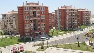 TOKİ Ermenek'teki 156 konut için ihaleye çıktı