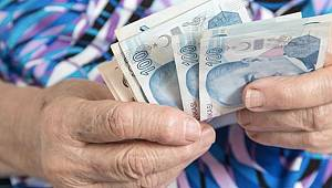 Emekli maaşlarına 500-750 TL promosyon