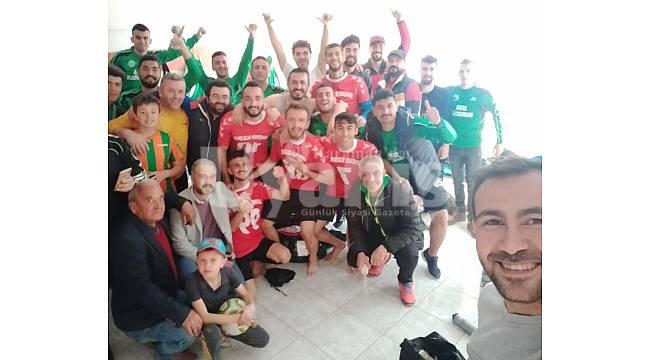 Ermenek Belediyespor play-off maçlarına katılmayı başardı