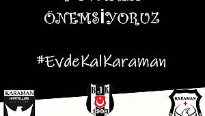 Evde Kal Karaman