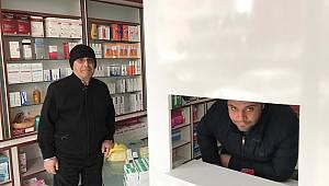 Karaman'da Eczanelerin Coronovirüs Tedbirleri