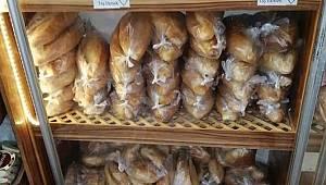 Karaman'da Ekmekler Poşete Girdi