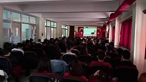Karaman'da şehitleri anma programı