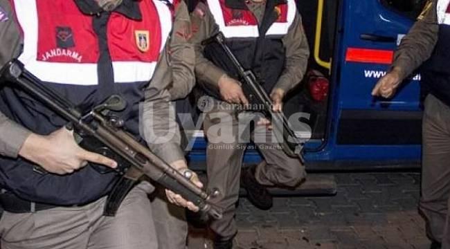 Karaman'daki DEAŞ operasyonunun ayrıntıları ortaya çıktı