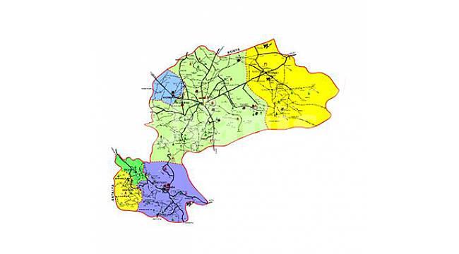 Karaman'ın göç haritası çıkarıldı