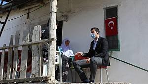 Kazımkarabekir Vefa Sosyal Destek Grubu Vatandaşın Hizmetinde