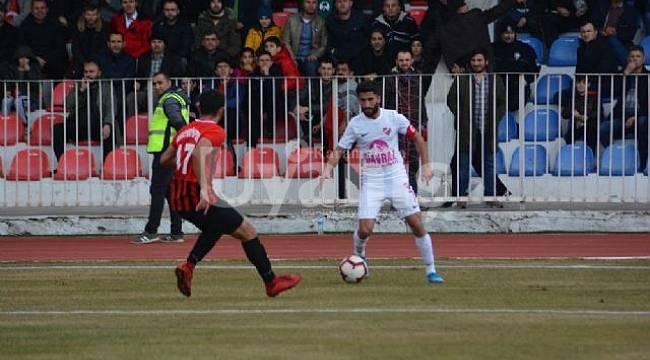 Kestel Spor ve Isparta 32 Spor'a saha kapatma cezaları geldi