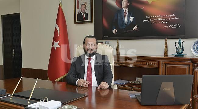 Rektör Akgül'den Nevruz Bayramı Mesajı