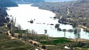 Gödet barajı dolulukta rekora koşuyor