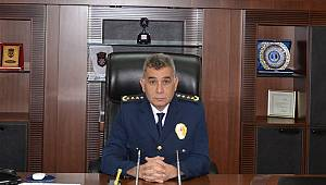İl Emniyet Müdürü Taş'ın 10 Nisan Polis Haftası mesajı