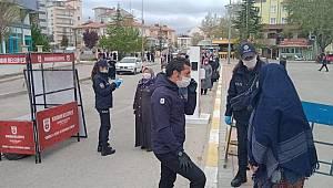 Karaman'da pazar denetimleri aralıksız devam ediyor