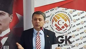"""KGK: """"Kıbrıs Türk Halkının Gerçekleri Görme Zamanı Gelmedi Mi?"""""""