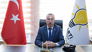 Başkan Tunç'un Türk Dil Bayramı kutlama mesajı