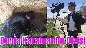 Bu da Karaman'ın dizisi