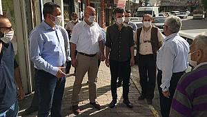 CHP İl Teşkilatı Taşeli Bölgesini Gezdi