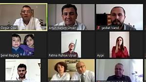 CHP Karaman Teşkilatı bayramlaştı